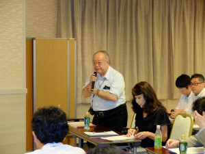 設立者、黒澤信夫先生からのご挨拶